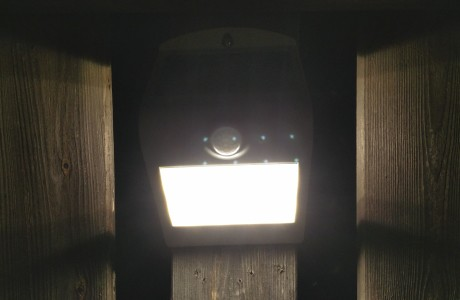 STAR | תאורה עם חיישן תנועה